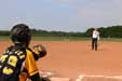 Marcus Held beim First Pitch 2015-05-17